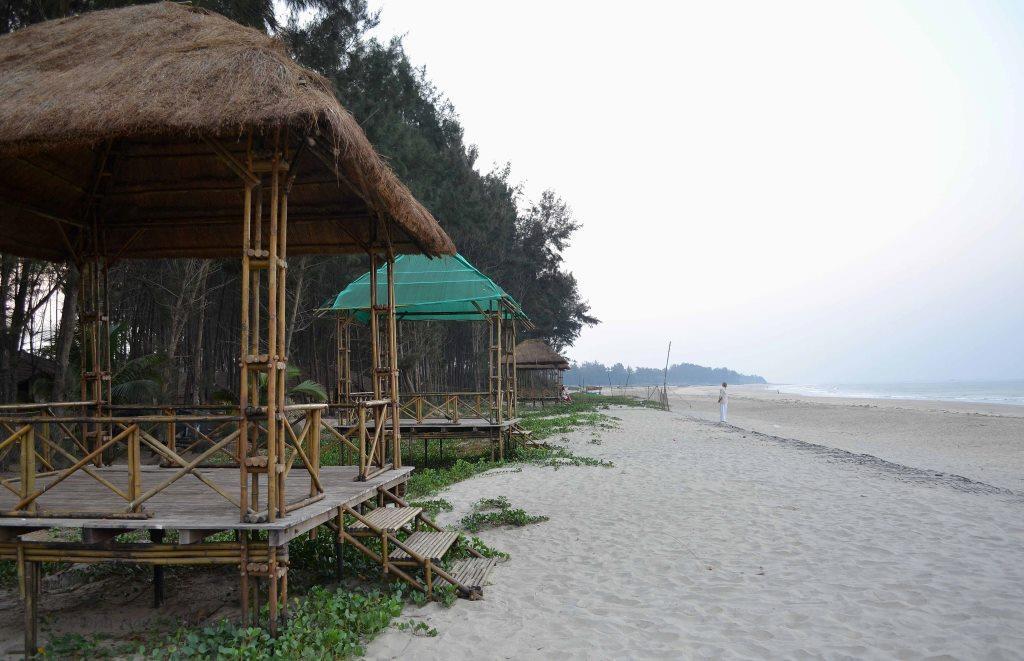 Tarkarli Malvan Part 3 Mtdc Resort