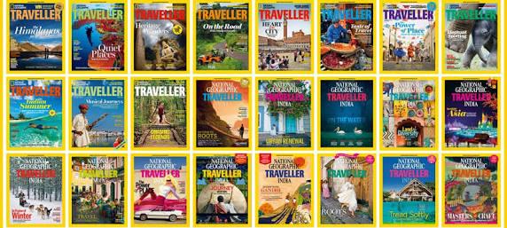 Meet Shreevatsa Nevatia - Nat Geo Traveller India Editor